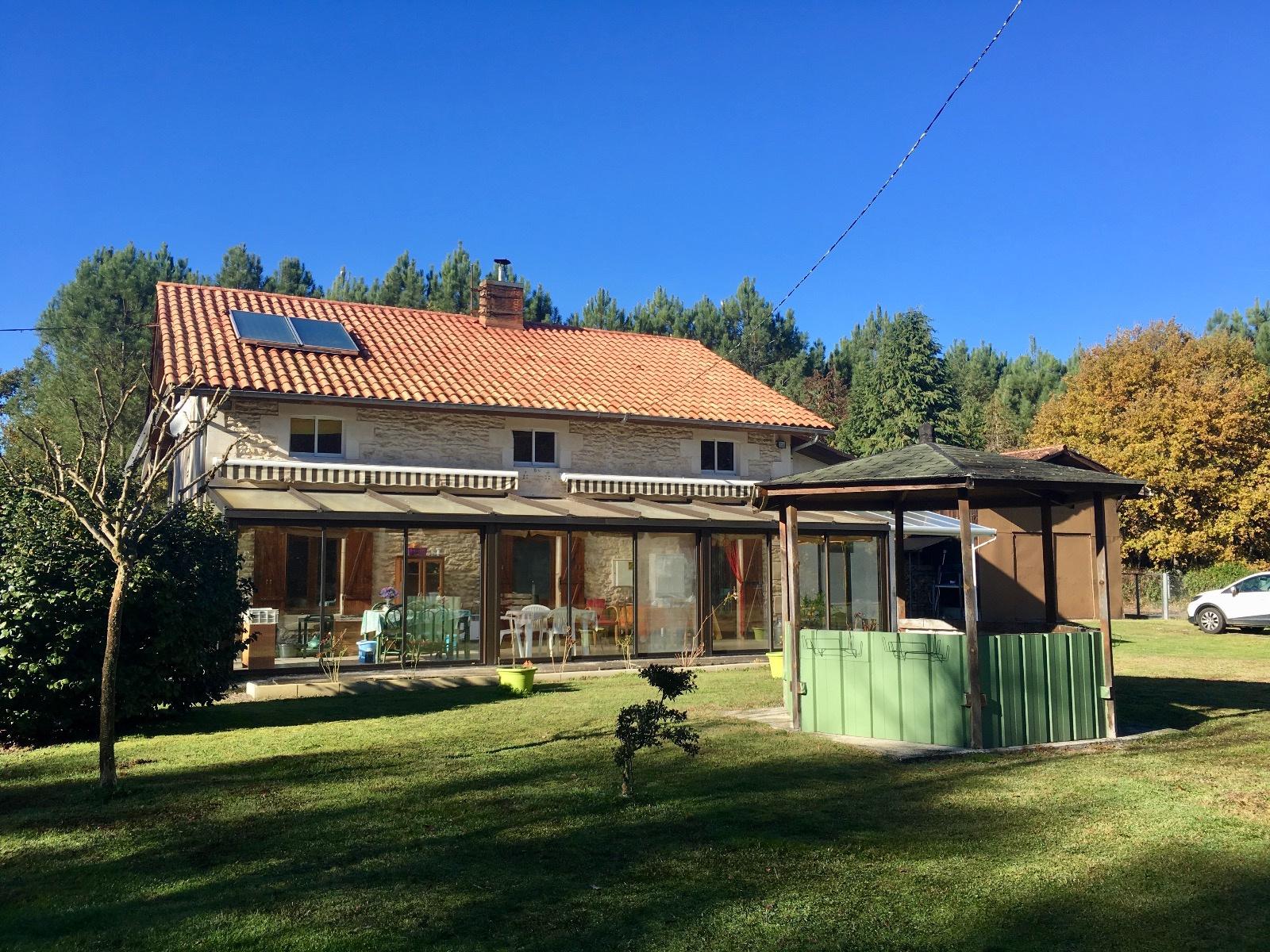maison villa vente sore m tres carr s 110 dans le domaine de landes ref 3790